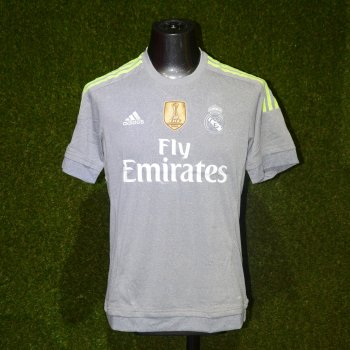 Adidas Real Madrid 15/16 (A) S/S AK2491