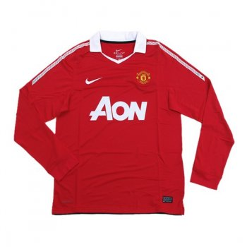 Nike Manchester United 10/11 (H) L/S 382996-623