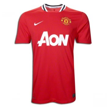Nike Manchester United 11/12 (H) S/S 423932-623