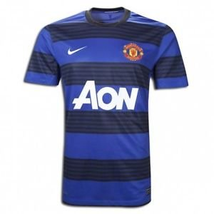 Nike Manchester United 11/12 (A) S/S 423935-403