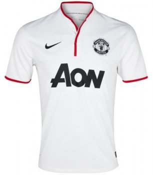 Nike Manchester United 12/13 (A) S/S 479281-105