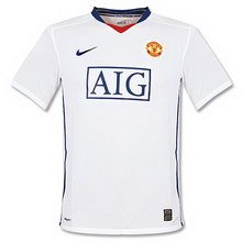 Nike Manchester United 08/09 (A) S/S 287611-105