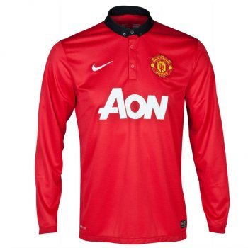 Nike Manchester United 13/14 (H) L/S 547929-624
