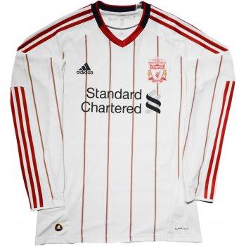 Adidas Liverpool 10/11 (A) L/S P96682