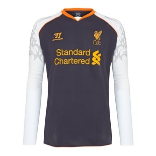 Warrior Liverpool 12/13 (3rd) L/S WSTM209