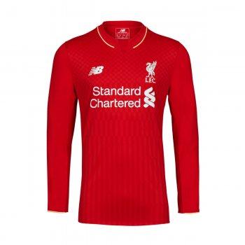 New Balance Liverpool 15/16 (H) L/S WSTM543