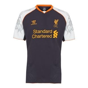 Warrior Liverpool 12/13 (3rd) S/S WSTM208