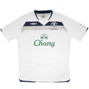 Umbro Everton 08/09 (A) S/S 18510108