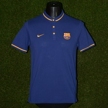NIKE Barcelona 2015-16 Polo S/S 666657-421
