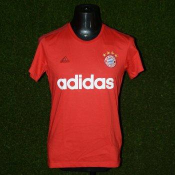 Adidas FC Bayern 15/16 T-shirt S/S AA2225