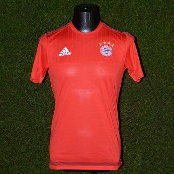 Adidas FC Bayern 15/16 Training Jersey S/S S27268