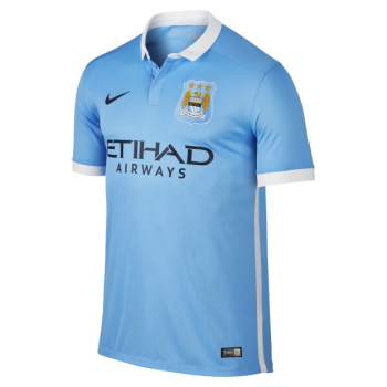 Nike Manchester City 15/16 (H) S/S 658886-489