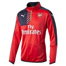 Puma Arsenal 15/16 Training Zip Top 748798-01