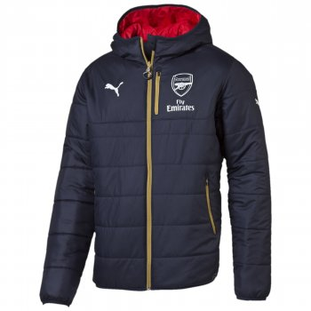 Puma Arsenal 15/16 Reversible Soccer Jacket 747602-01