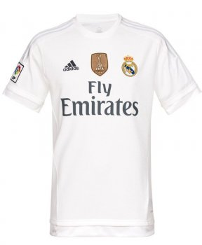 Adidas Real Madrid 15/16 (H) S/S AK2494