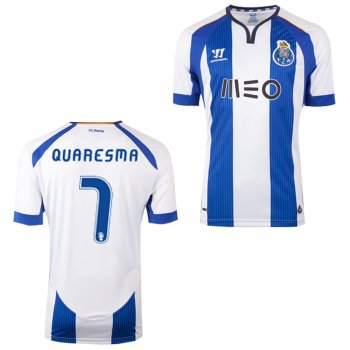 Warrior FC Porto 14/15 (H) S/S WSTM505 + Player Name & No#
