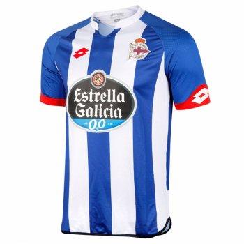 Lotto Deportivo de La Coruña 15/16 (H) S/S S0824