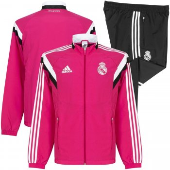 Adidas Real Madrid 14/15 Presentation Suit F84077