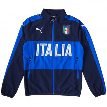 Puma National Team 2016 FIGC Italia Woven Jacket  749394-05