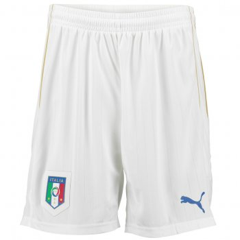 Puma National Team Euro 2016 Italy (H) Shorts WHT 748835-02