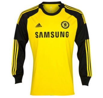 Adidas Chelsea 13/14 GoalKeeper (H/A) L/S Z27678