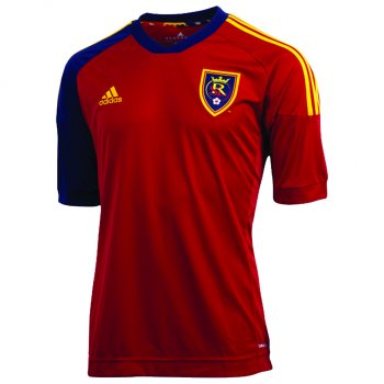 Adidas Real Salt Lake City 13/14 (H) S/S Z55792