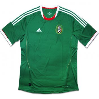 Adidas National Team 2011 Mexico (H) S/S V12653