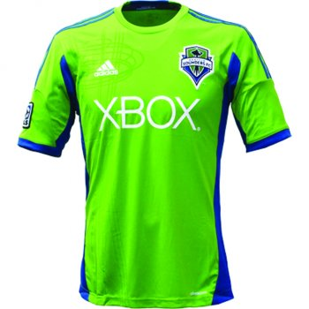 Adidas Seattle Sounders FC 13/14 (H) S/S Z06838