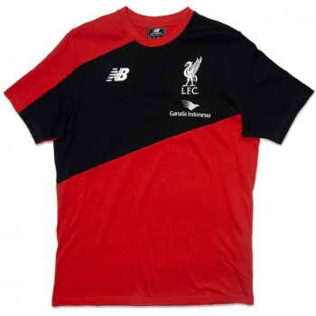 New Balance Liverpool 15/16 Training Tee S/S WSTM557HRD