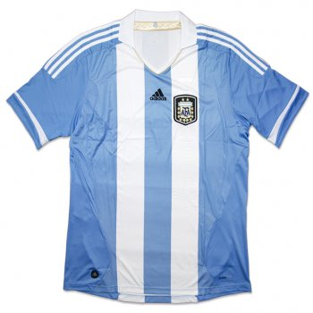 Adidas National Team 2011 Argentina (H) S/S V32111
