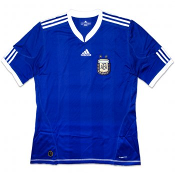 Adidas National Team 2010 Argentina (A) S/S P47053