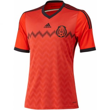 Adidas National Team 2014 World Cup Mexico (A) S/S G74508