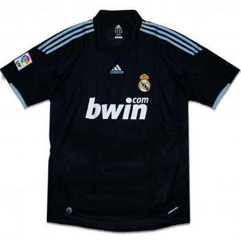 Adidas Real Madrid 09/10 (A) S/S