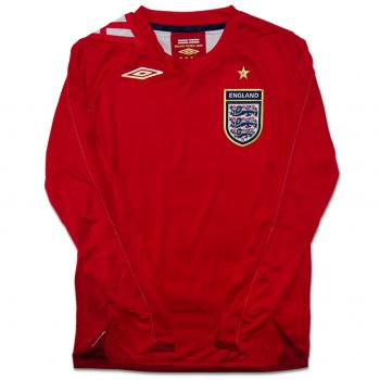 Umbro National Team 2006 England (A) L/S 16011212