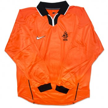 Nike National Team 1998 Netherlands (H) L/S 769617-815