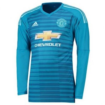 Adidas Manchester United 18/19 GoalKeeper Shirt (A) DT6011
