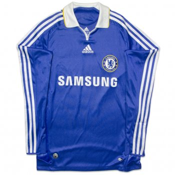 Adidas Chelsea 08/09 (H) L/S 656131