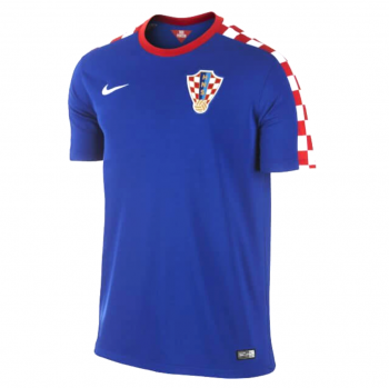 Nike National Team 2014 World Cup Croatia (A) S/S  610808-471