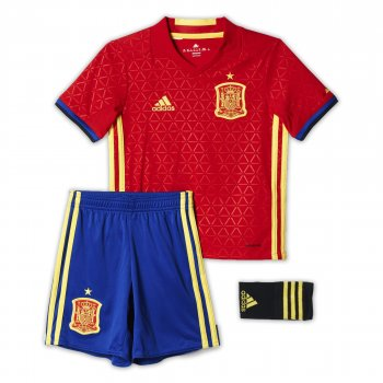 Adidas National Team 2016 Spain (H) Infants Set AA0840