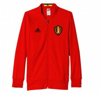 Adidas National Team 2016 Belgium Anthem Jacket AC5818