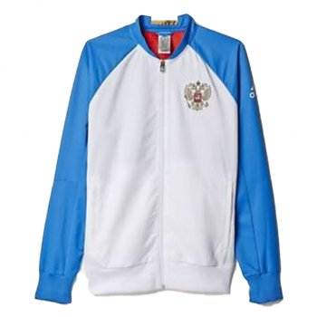 Adidas National Team 2016 Russia Anthem Woven Jacket AI4483