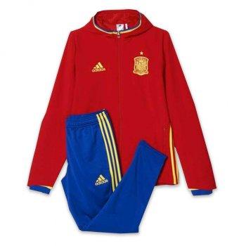 Adidas National Team 2016 Spain Presentation Tracksuit AI4841