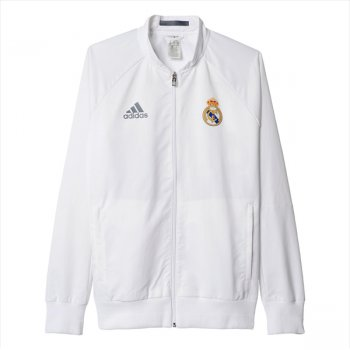 Adidas Real Madrid 16/17 Anthem Woven Jacket AI4661