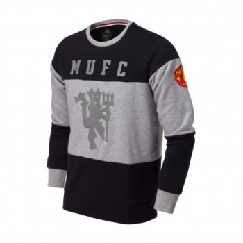 Adidas Manchester United 16/17 Crew Sweat AJ1248