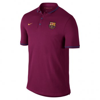 Nike FC Barcelona 16/17 Authentic League Polo 666657-560