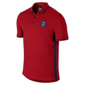 Nike PSG 16/17 Authentic League Polo 694586-657