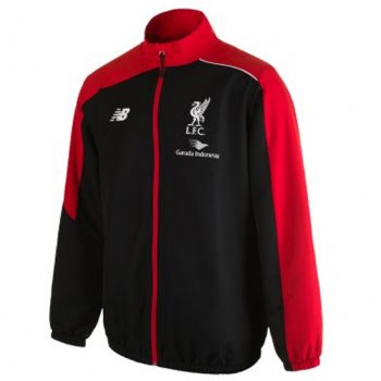 New Balance Liverpool 15/16 Training Presentation Jacket WSJM505BK