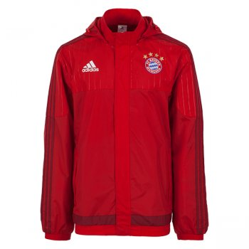 Adidas FC Bayern 15/16 Rain Jacket S27386