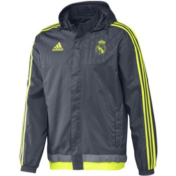 Adidas Real Madrid 15/16 All Weather Jacket S88972
