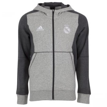 Adidas Real Madrid 15/16 Full Zip Hoodie AA6880